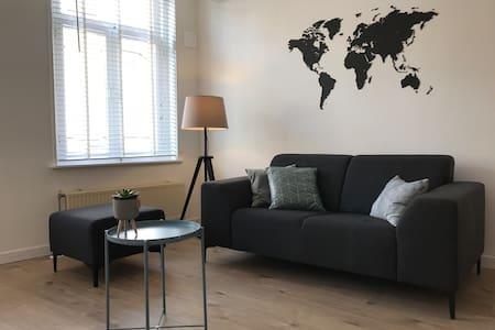 Modern en licht appartement in centrum Nijmegen
