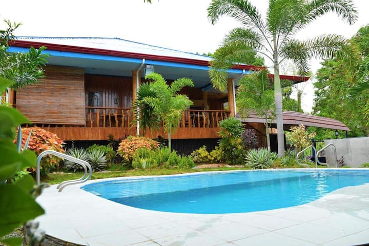 Camiguin - Bamboo House for Families/Groups