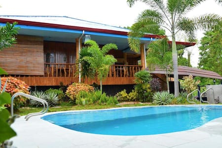 Camiguin - Affordable Homestay with Pool and WiFi