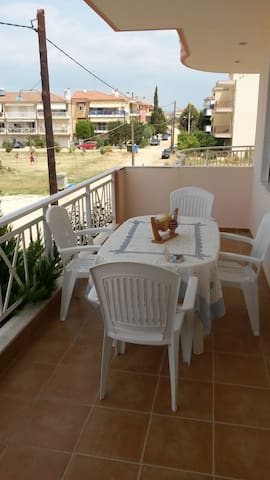 Holiday Appartment, Nea Moudania - Nea Moudania - Leilighet