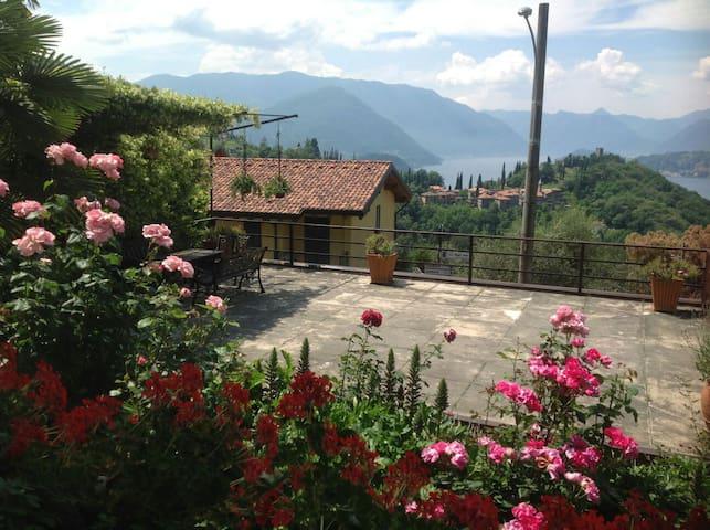 House view castel