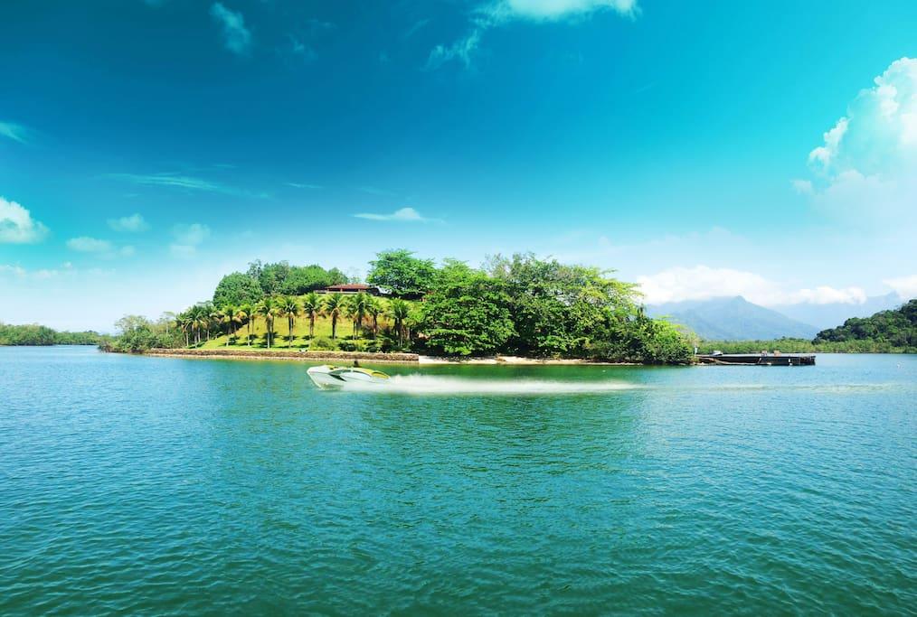 a Ilha Major