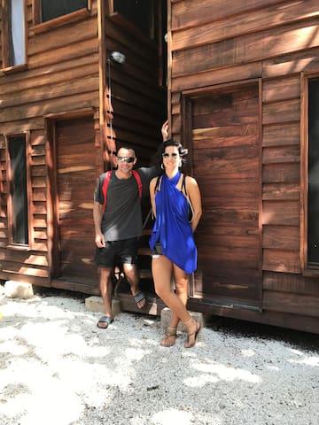 Aldea T'zunun Hostel - Amazing wood cabins -G.L