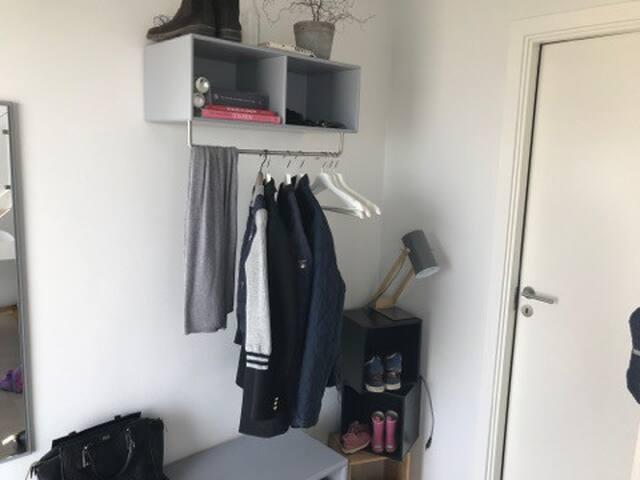 Entre garderobe
