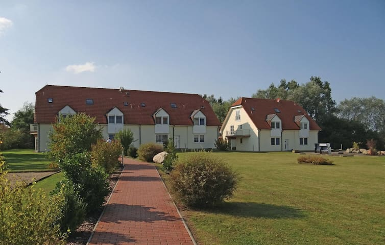 Holiday apartment with 1 room on 24 m² DMK509