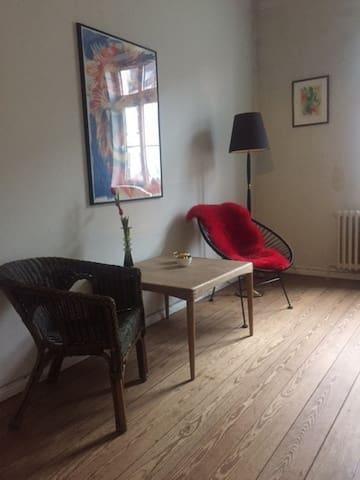 2 værelser tæt på Haderslev centrum - Haderslev - Huoneisto