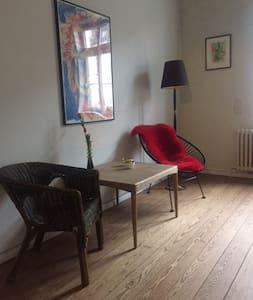 2 værelser tæt på Haderslev centrum - Haderslev - Квартира