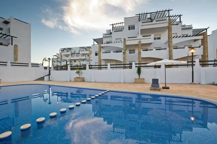 Ferienwohnung/App. für 8 Gäste mit 80m² in Route de Sebta, Fnideq Maroc (121257)