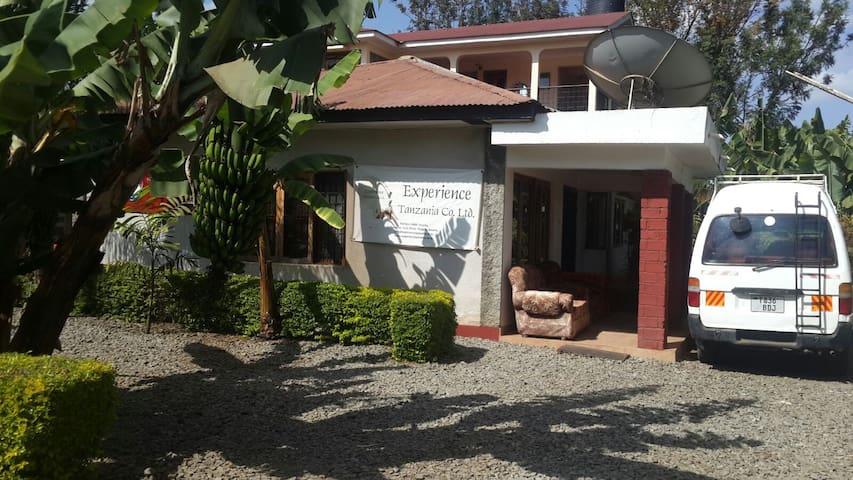 Mama Simba Homebase, Arusha 1