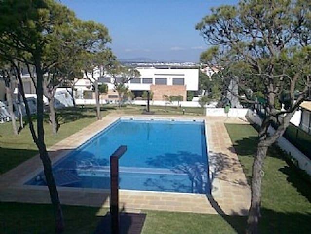 Praia Falesia, Vilas Falesia7,  beachside apt 100m