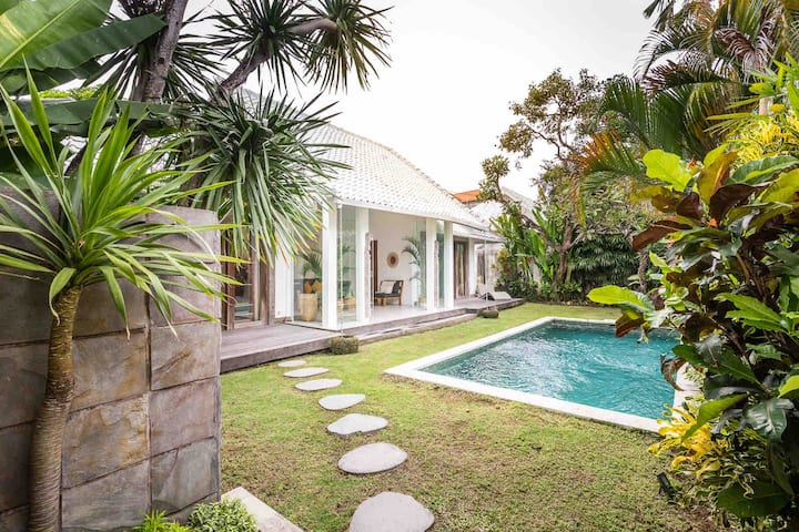2BR & Private Pool luxury villa Seminyak
