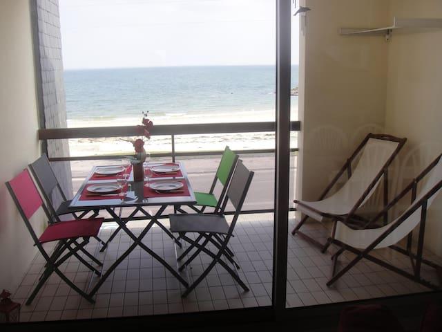 appartement vue mer proche plage