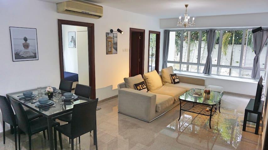 3 Bedroom Near Bencoolen & Dhoby Ghaut MRT 4