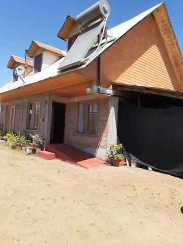 Casa de Campo, Habitación en San Vicente TT
