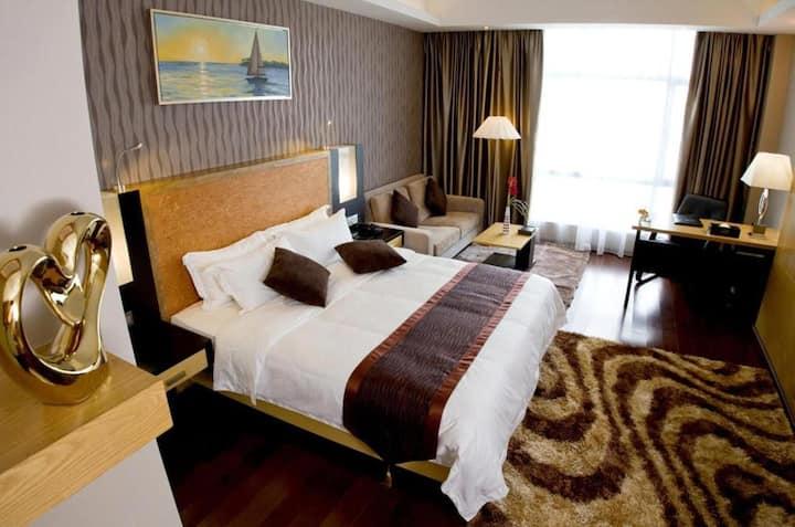 Pretty Room Superior At Miri