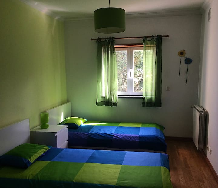 Bedroom for two in Sintra