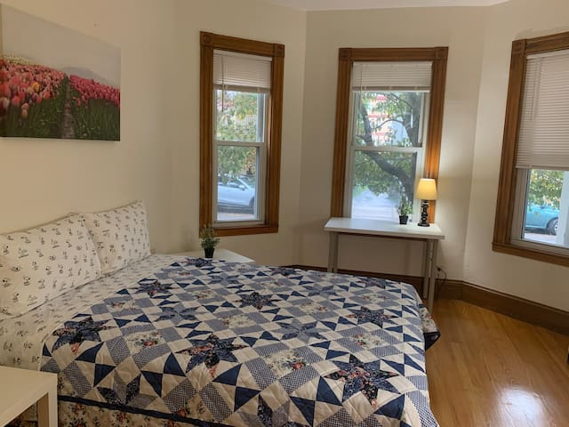 DOWNTOWN BOSTON / UMASS JFK/ PRIVATE BEDROOM