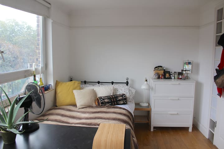 Shoreditch summer stay in homey flat!