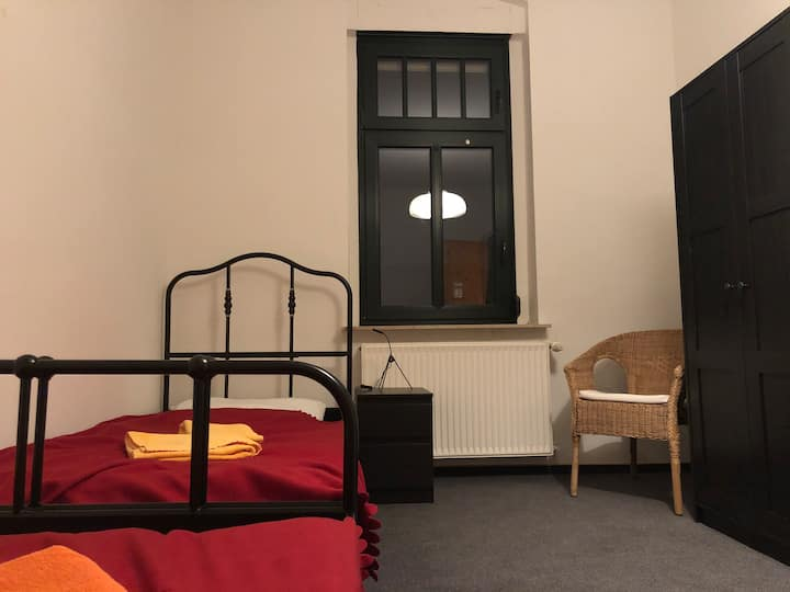 Neu eingerichtetes Zimmer im Stadtzentrum Bernburg