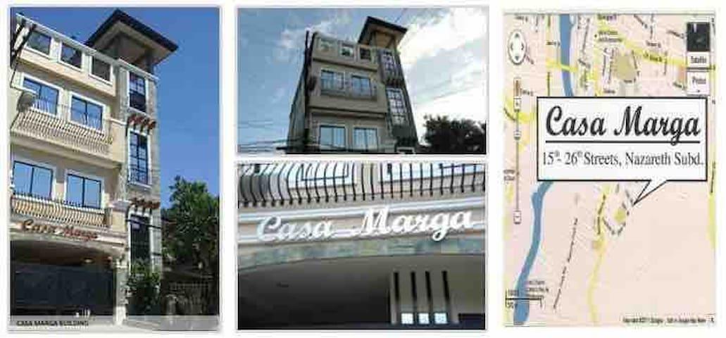 Casa Marga Quadruple Deluxe Room