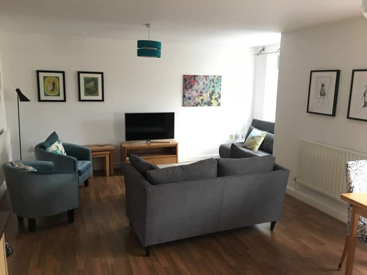 Modern city centre two bedroom apartment in Hull