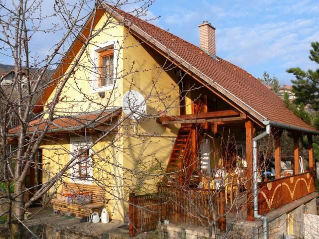 3 fős lakás,saját konyha,fürdőszoba - Pécs - Wohnung