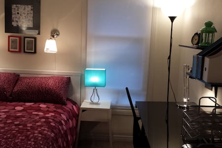 The third room is beautiful !!! - Windsor - Departamento