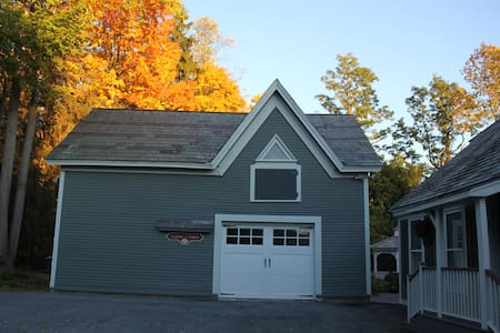 Centrally-located Victorian carriage house - Middlebury