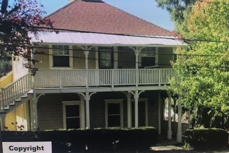 The Burden House