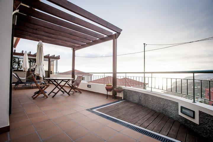 Relax, Madeira Island, House type chalet - Arco Da Calheta - House