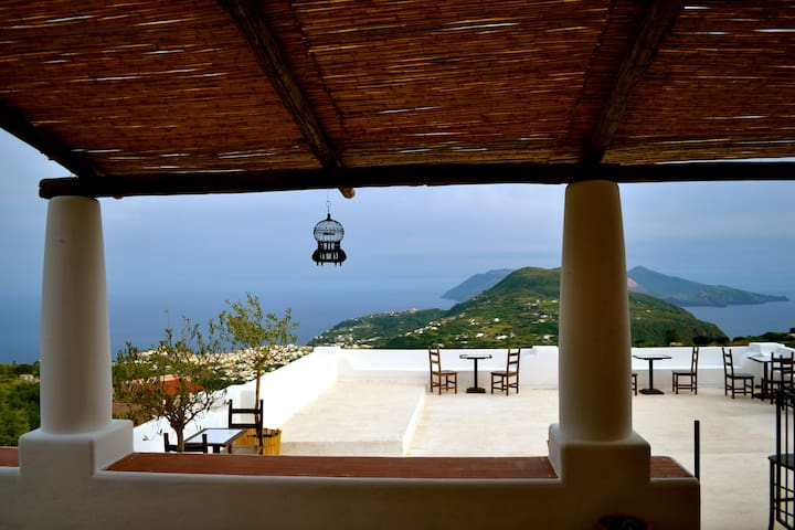 View apartment in Lipari - 利帕里 - 公寓