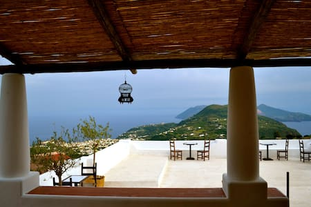 View apartment in Lipari - Lipari - Apartment