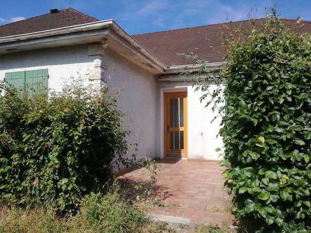 Maison à 3mn de centrale de Belleville sur Loire