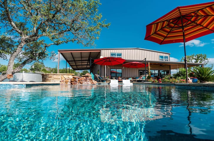NEW! Your own Private Ranch in Horseshoe Bay