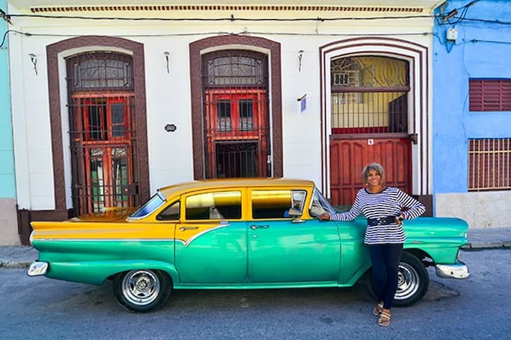 4 Rooms Center Havana & Old Havana - Centro Havana / Havana Vieja - Hus