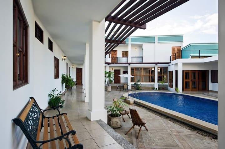 Hotel Managua ( Con Desayuno Buffet )