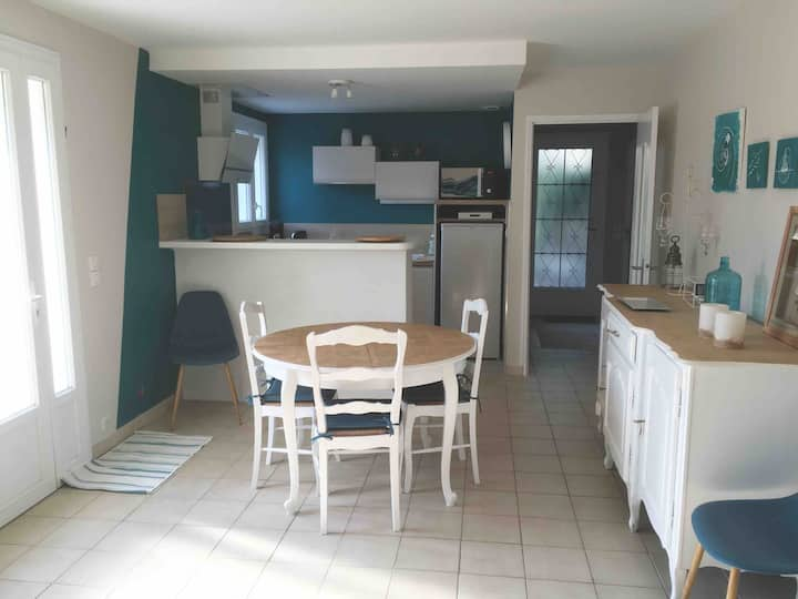 Appartement ROYAN 7 personnes (quartier du parc)