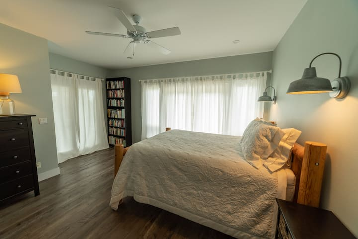 Master bedroom privacy