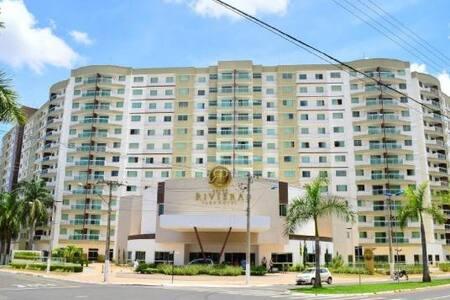 RIVIERA PARK HOTEL - MELHOR HOTEL DE CALDAS  NOVAS