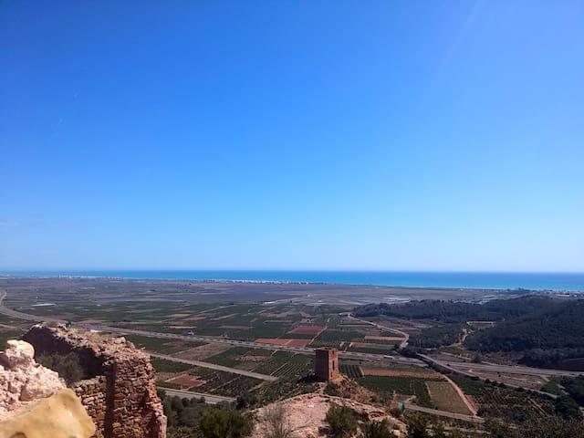 Alojamiento entre mar y montaña (1) - Almenara - Dom