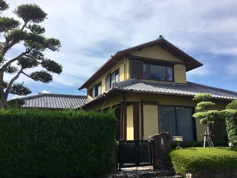 Miyazaki Prefecture, Kushima-shi, Minpaku Hanaoka