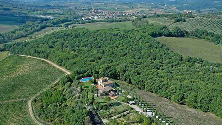 Casale Tagliafune San Casciano Val di Pesa (FI)