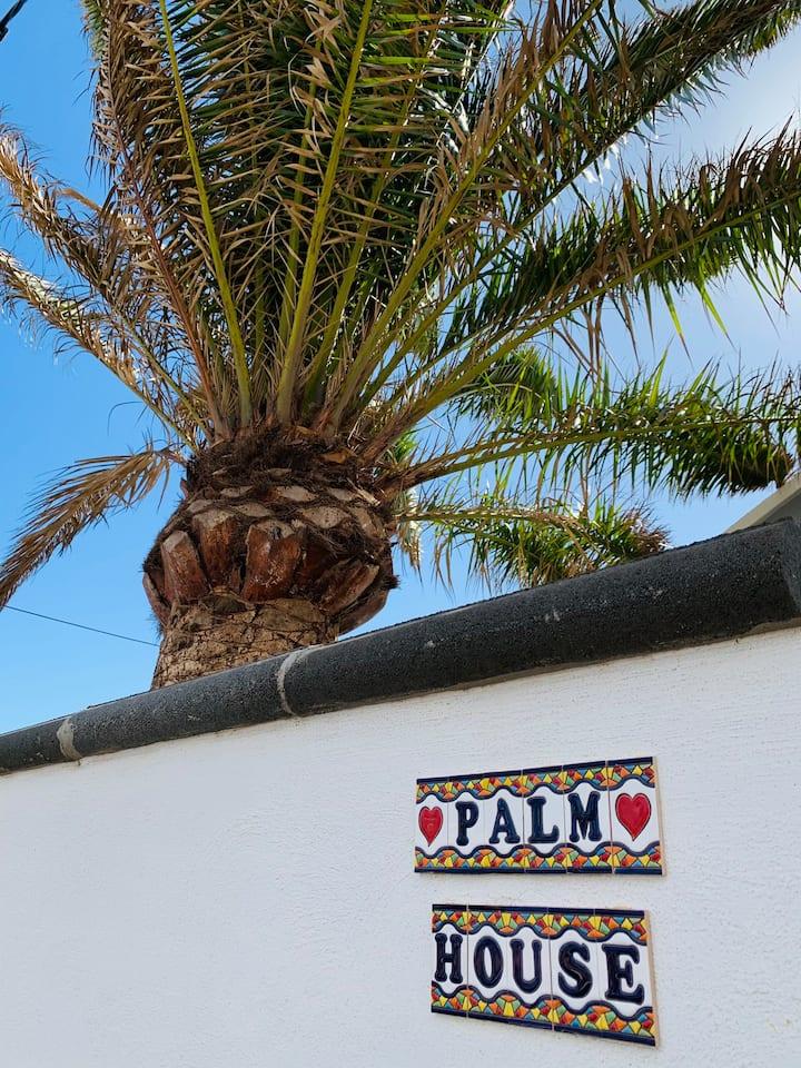 Lanzarote Palm House