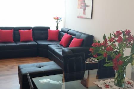 Privileged place, new apartment! - Quito
