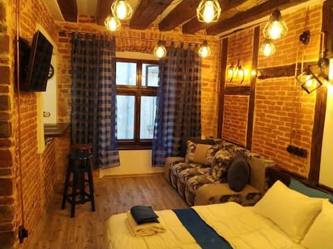 Апартаменты  в стиле Loft в самом сердце Львова