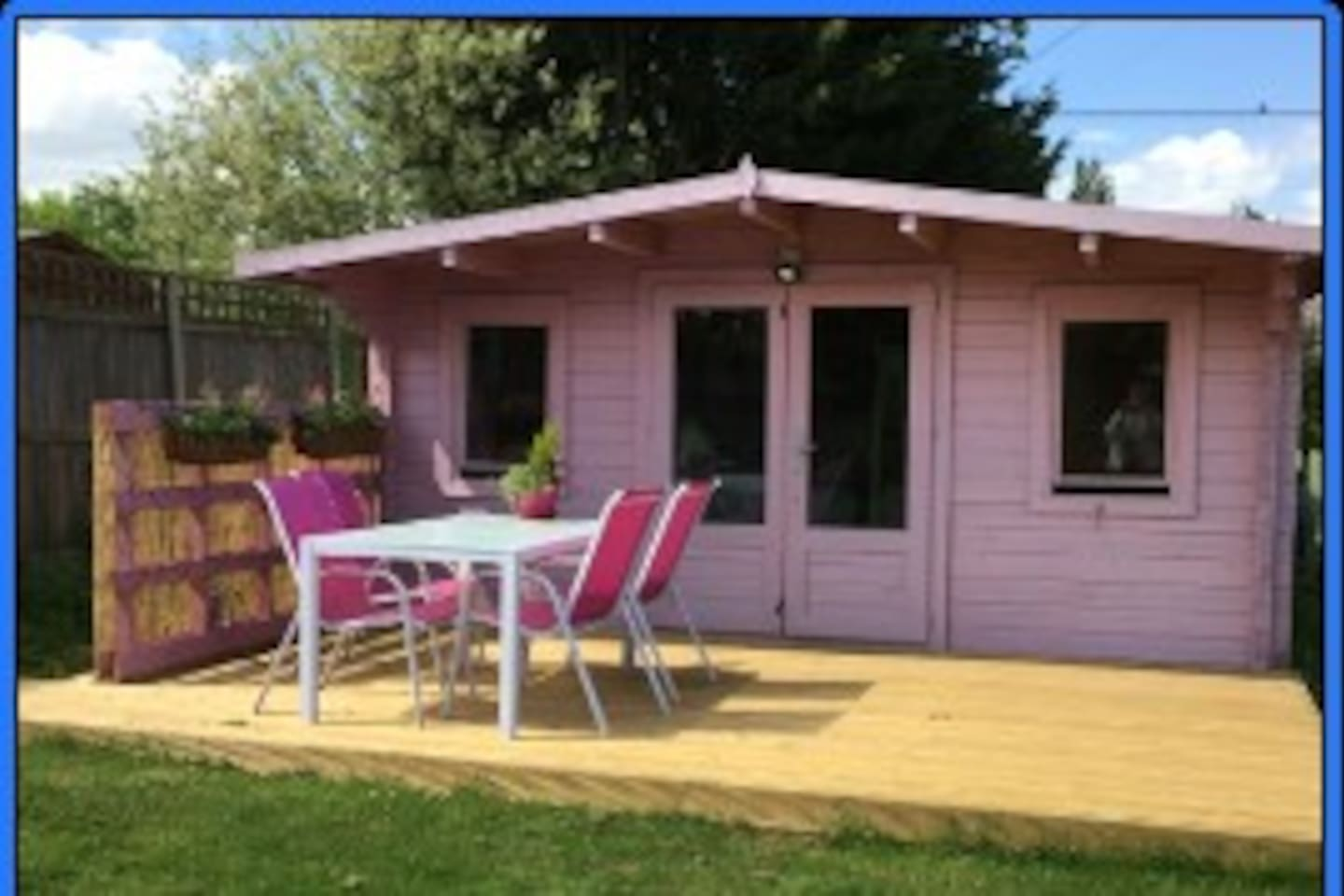 Hillview B&B - Oyster Shed