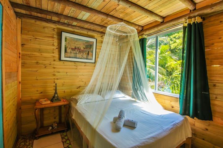 Eco House Lola, Cabin 4P. Isla Grande.