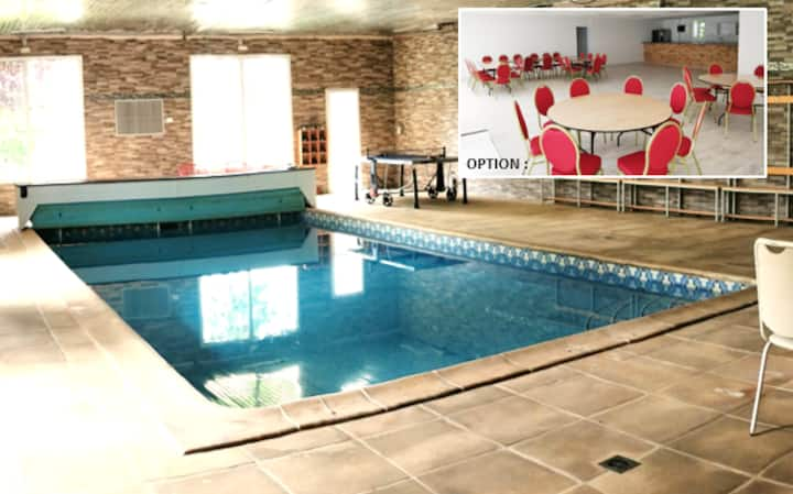 Great Villa, Swimming Pool, Billiard, Pétanque