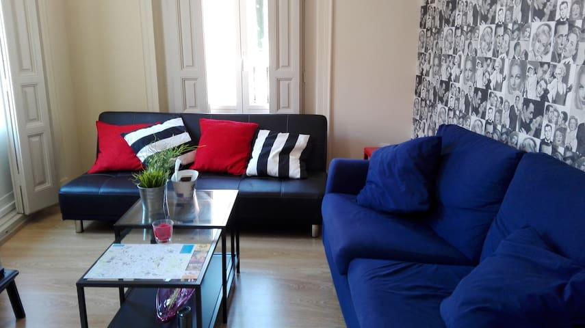 Apartamento acogedor, 3p LICENCIA AT VT1001,