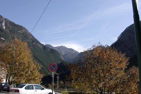 Alla scoperta dell'Alto Friuli - Chiusaforte - Lägenhet